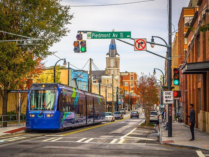 Downtown, Atlanta