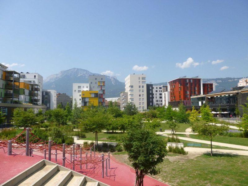 Ecoquartier de Bonne, Grenoble