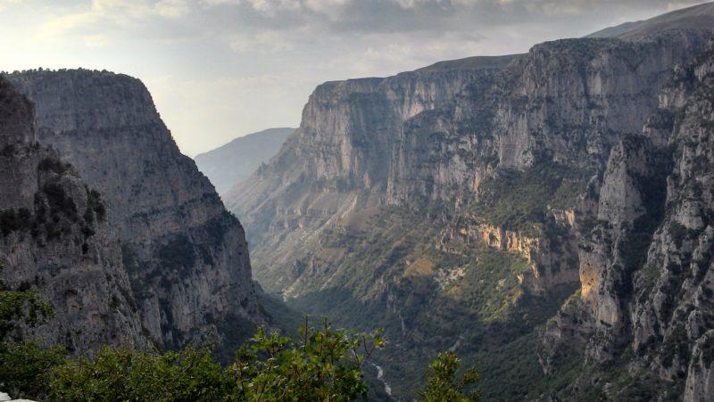 Gorges de Vikos