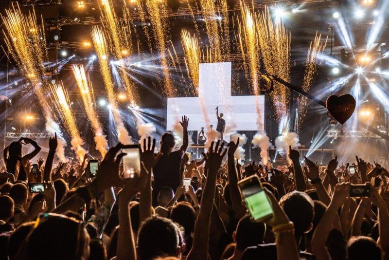Exit Festival, Novi Sad, Serbie