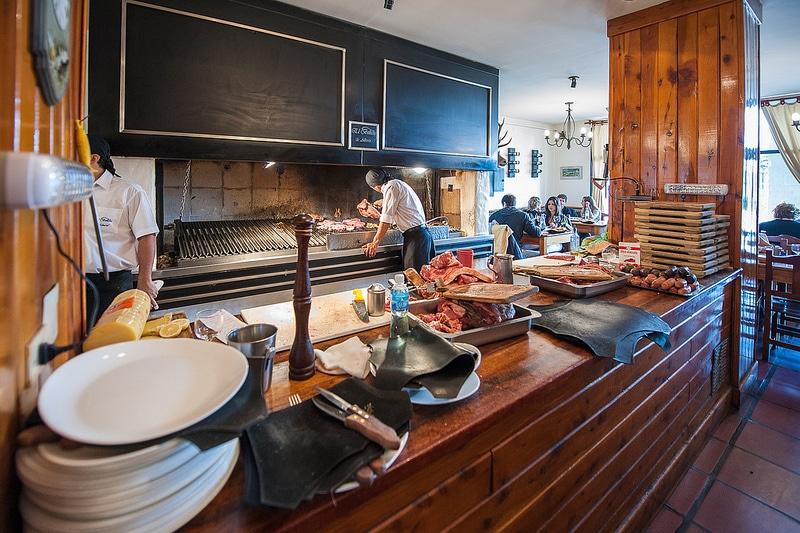 Restaurant à Bariloche