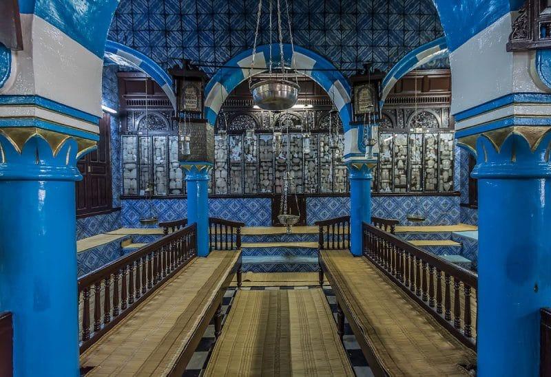 Synagogue Ghriba, Djerba