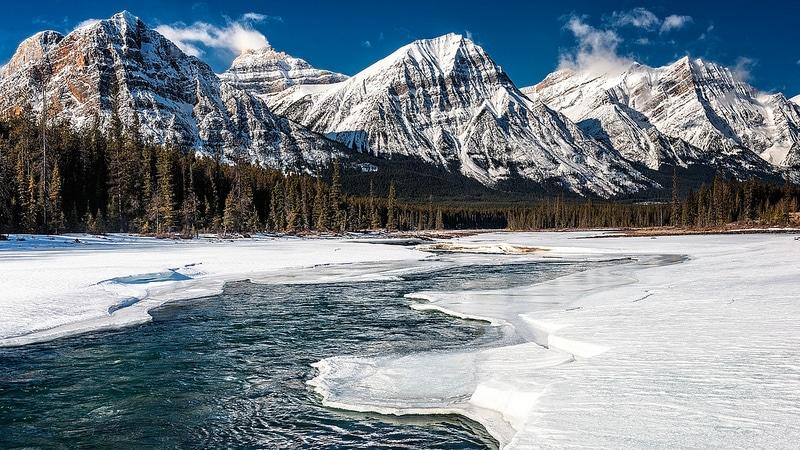 Glacier Athabasca, Canada