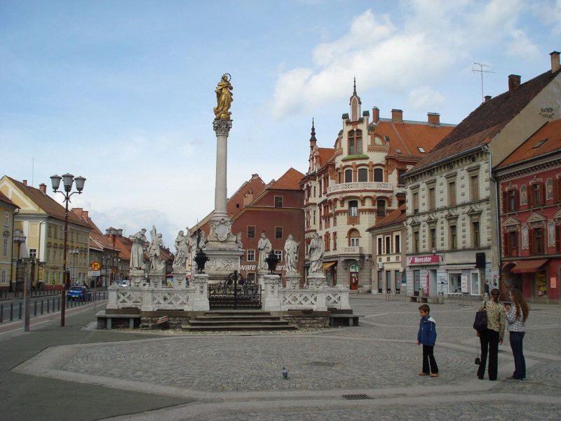 Place Glavni trg, Maribor