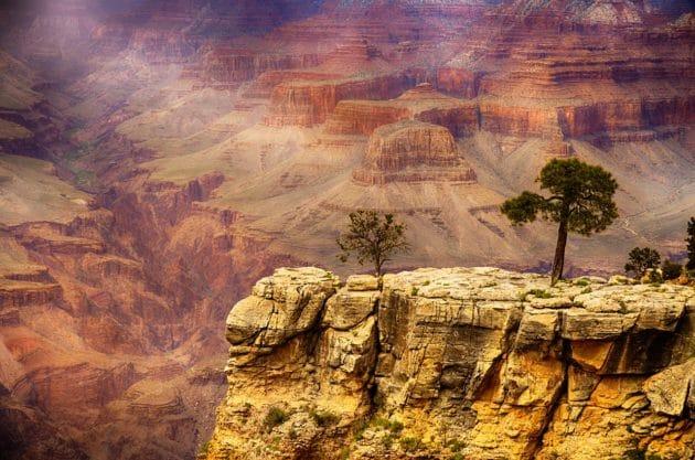 Où dormir près du Grand Canyon ?