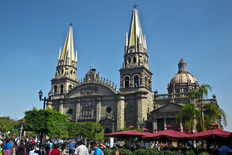 Cathédrale de Guadalajara