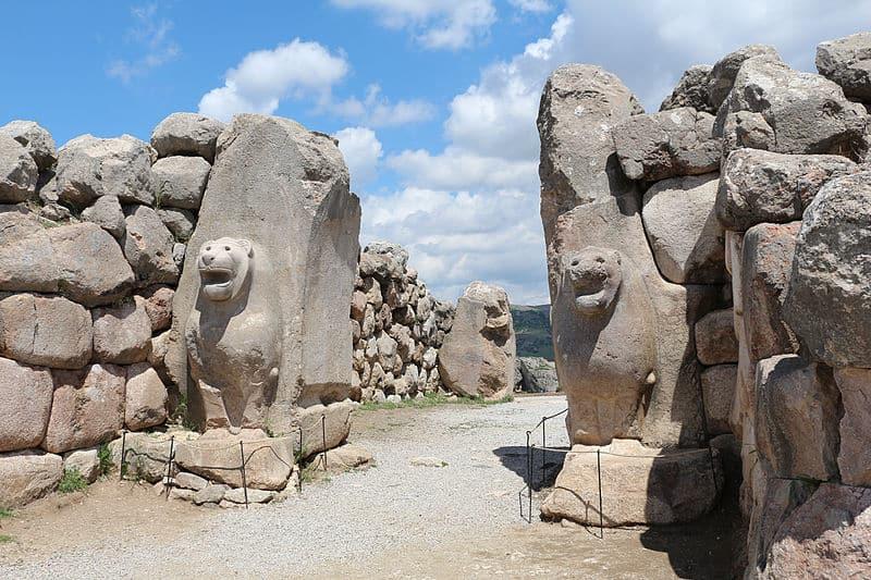 Ruines de Hattusa, Çorum