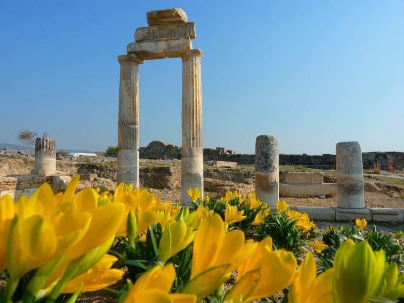 Cité antique de Hiérapolis, Turquie