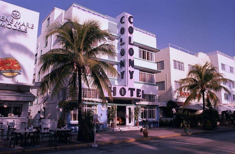 Histoire du quartier Art Deco à Miami