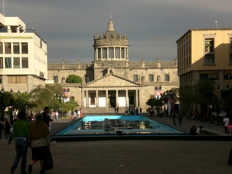 Hospice Cabañas, Guadalajara