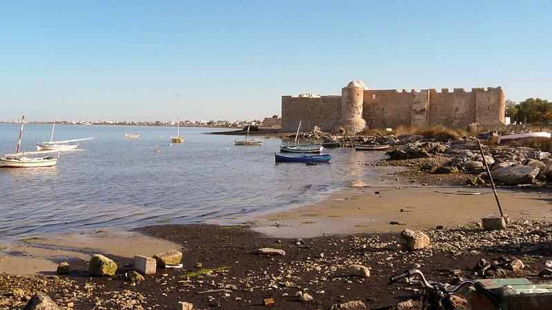 Port de Houmt Souk, Djerba