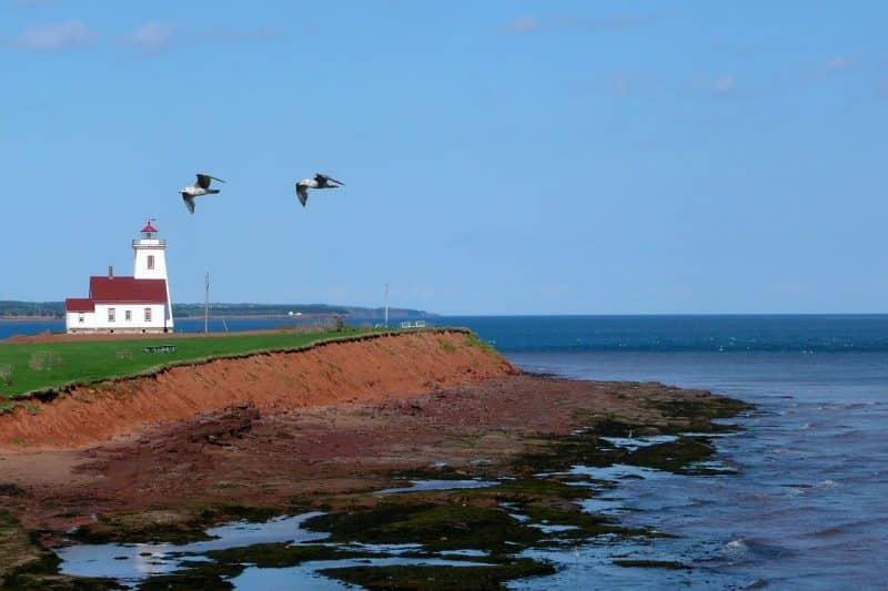 Île du Prince Edouard, Canada