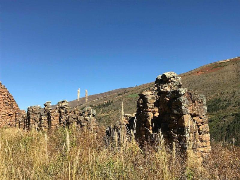 Site archéologique Incallajta, Bolivie