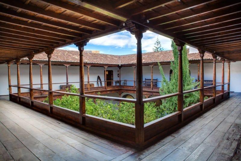 Musée insulaire de Santa Cruz de La Palma