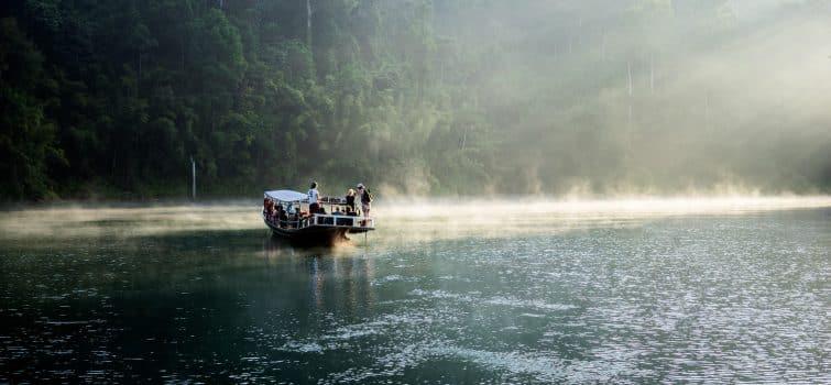 Parc National Khao Sok, Thaïlande