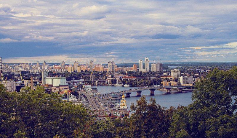 Kiev, Dniepr