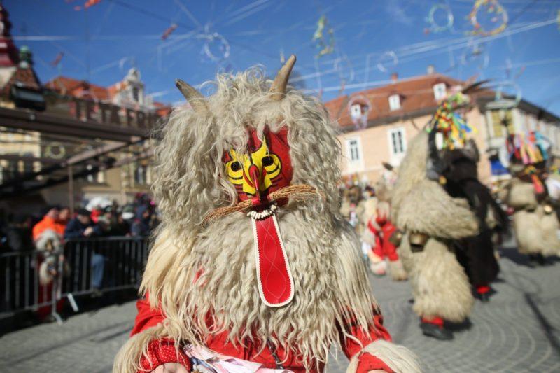 Carnaval Kurentovanje, Maribor
