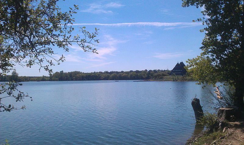 Lac de Maine, Angers