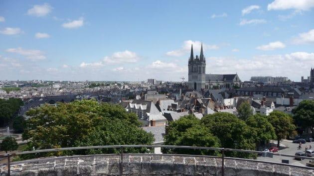 Dans quel quartier loger à Angers ?