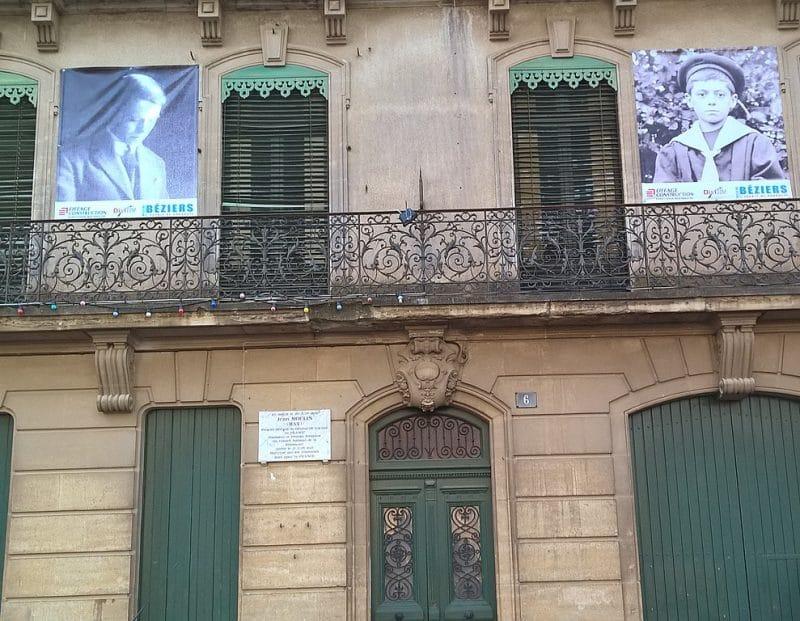 maison natale de Jean Moulin