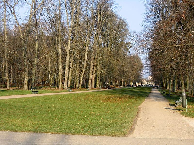 Parc de la colombière Dijon