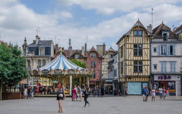 Dans quel quartier loger à Troyes ?