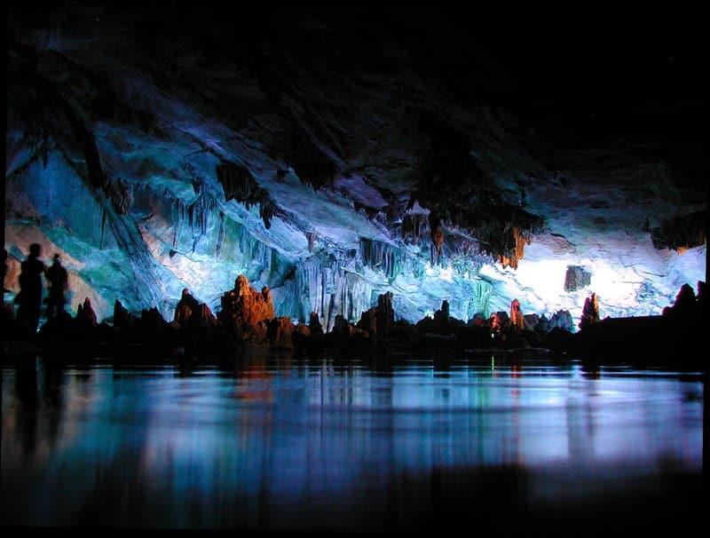 Reed Flute Cave (Ludi Yan), China