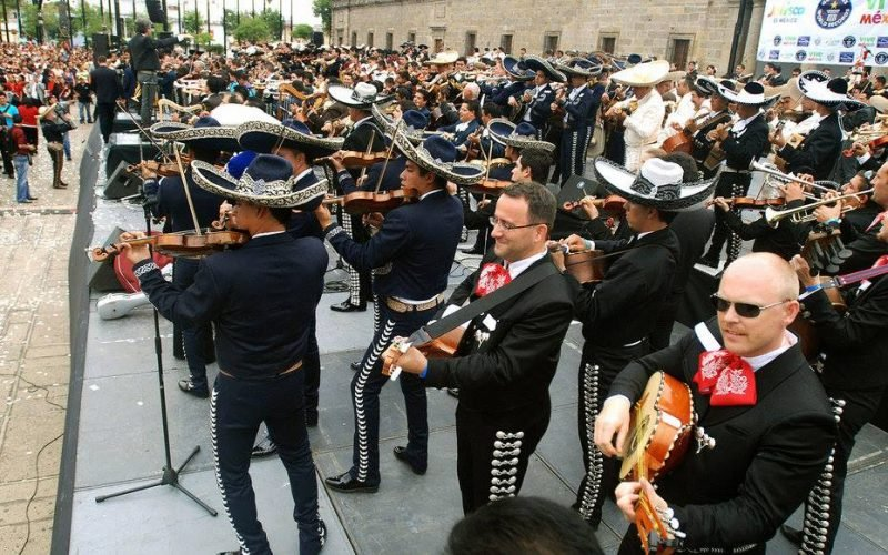 Festival de Mariachi, Guadalajara