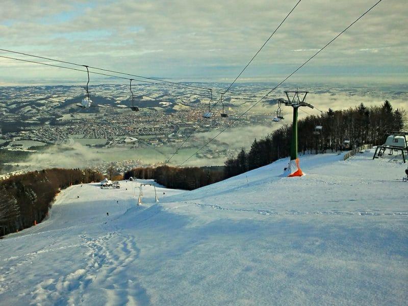 Station de ski Maribor Pohorje