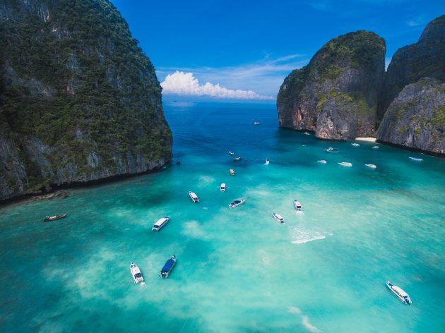 Visiter Koh Phi Phi : guide complet