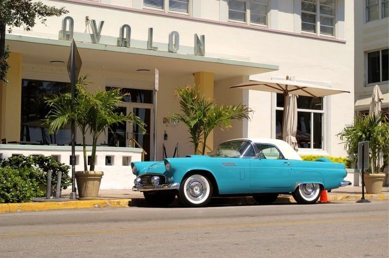 Comment aller au quartier Art Deco à Miami Beach ?