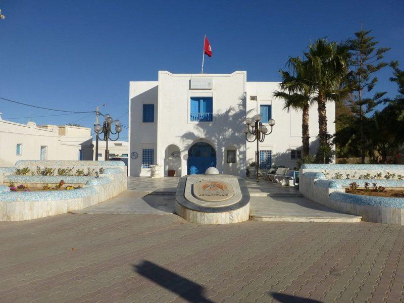 Hôtel de ville de Midoun, Djerba