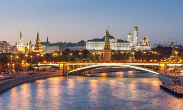 Les 14 meilleurs endroits où sortir à Moscou