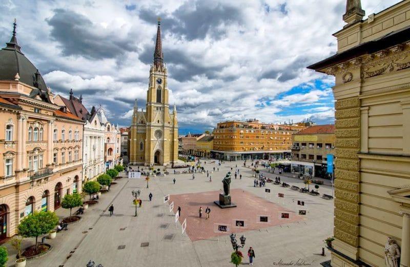 Église du Nom-de-Marie de Novi Sad