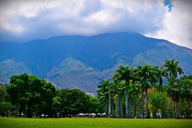 Parc national El Ávila, Caracas