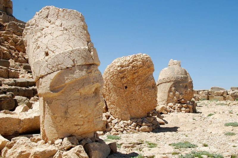 Nemrut National Park, Turquie