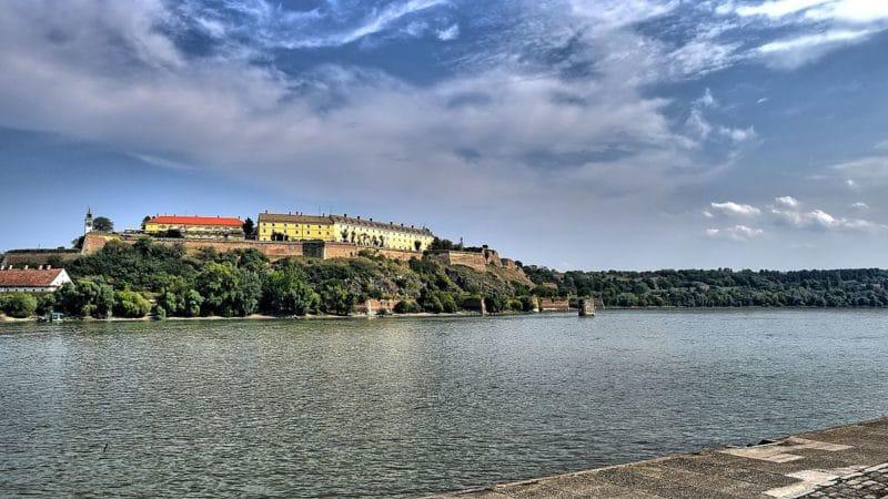 Forteresse de Petrovaradin, Novi Sad