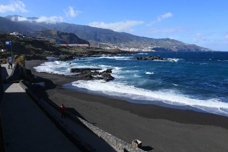 Playa de los Cancajos, La Palma, Canaries