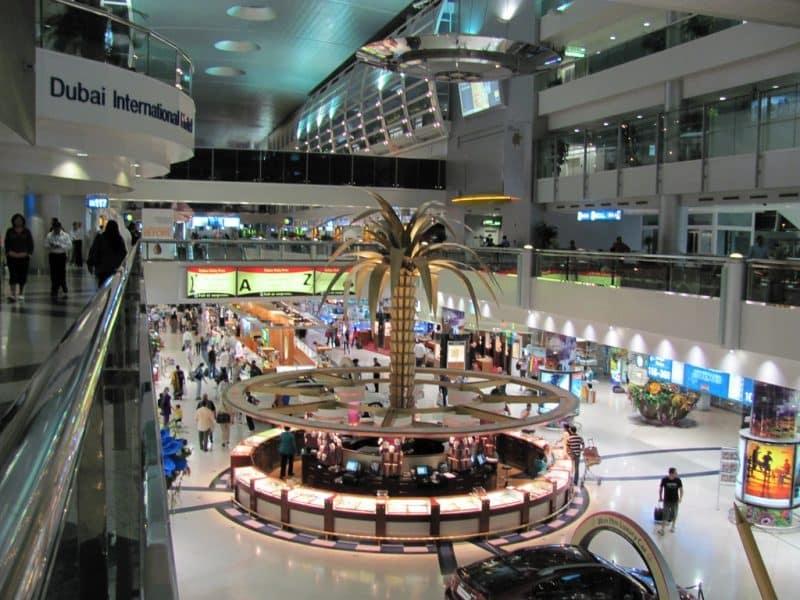 aéroport international de Dubaï
