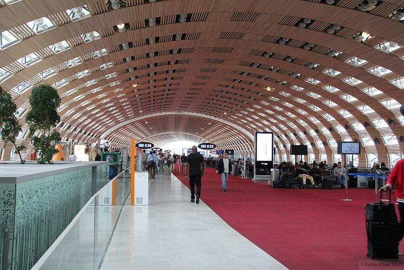 aéroport international Paris-Charles de Gaulle