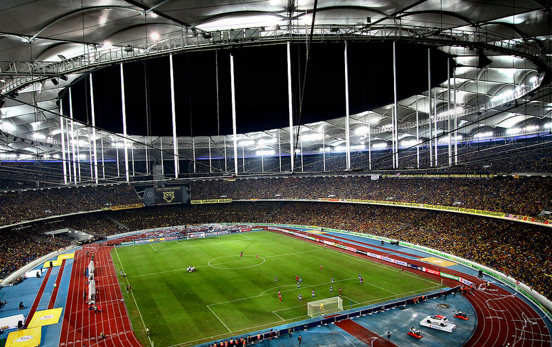 Stade national Bukit Jalil