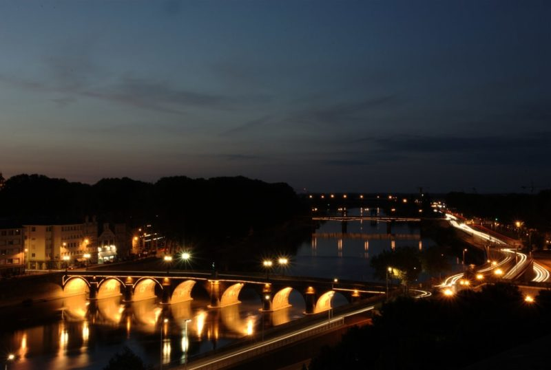 Saint-Jacques-Nazareth, Pont de Verdun, Angers