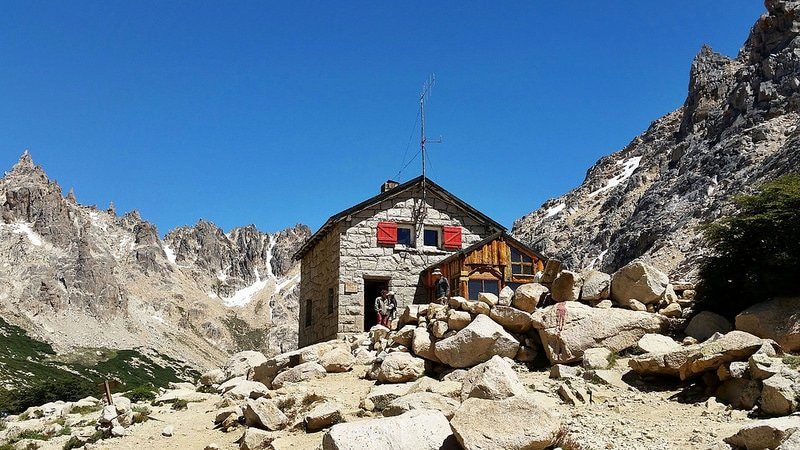 Refuge Frey, Bariloche