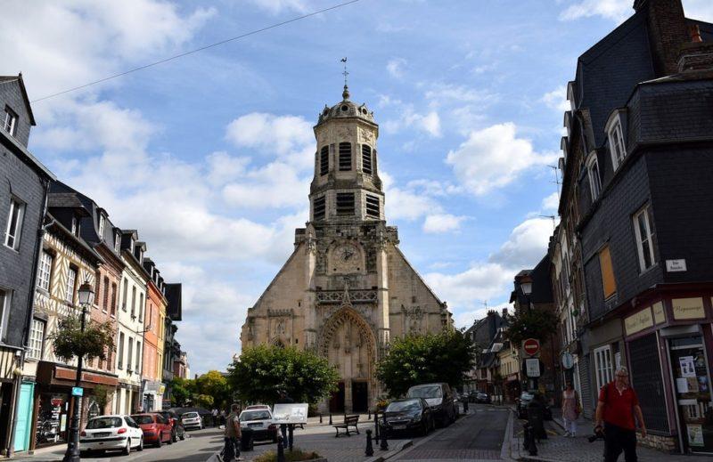 Saint-Leonard, Honfleur