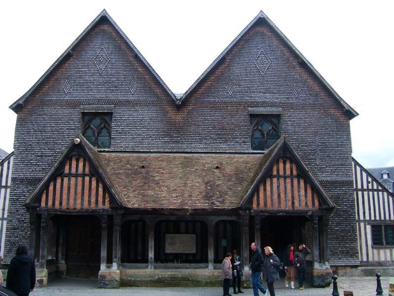 Eglise Sainte-Catherine, Honfleur