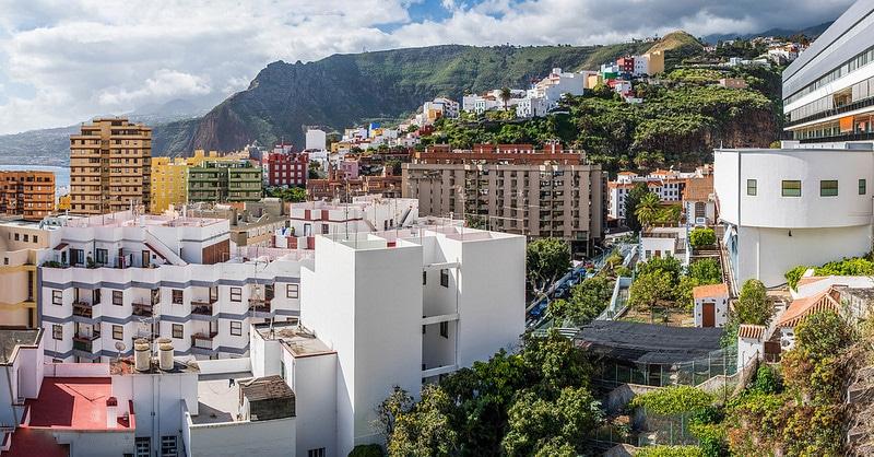 Santa Cruz de La Palma, Îles Canaries