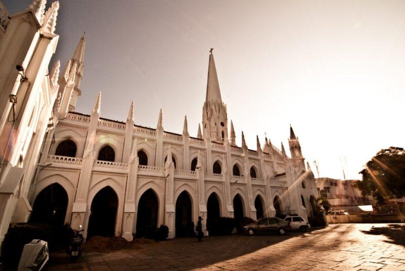 Basilique Saint Thomas, Chennai