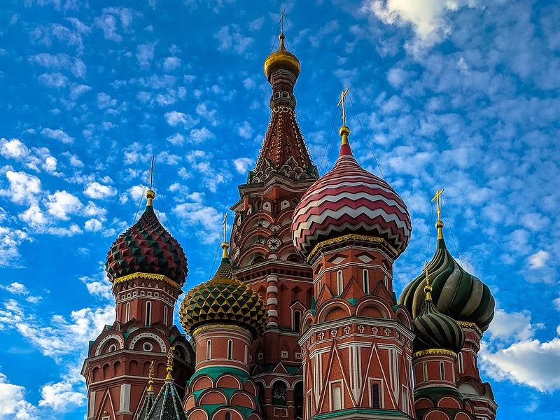 Visiter Moscou en été