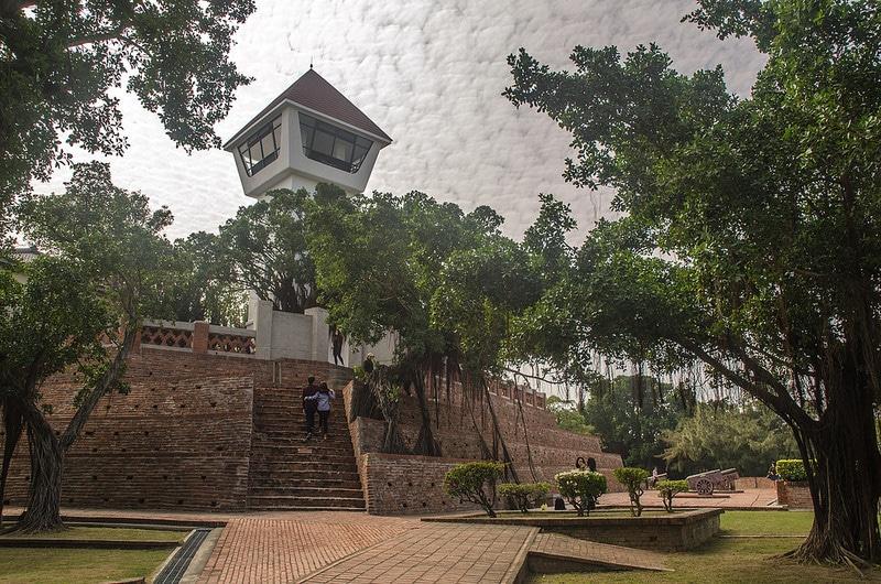 Tainan, Fort Anping, Taïwan