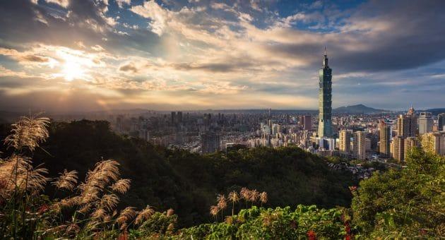 Dans quelle ville loger à Taïwan ?